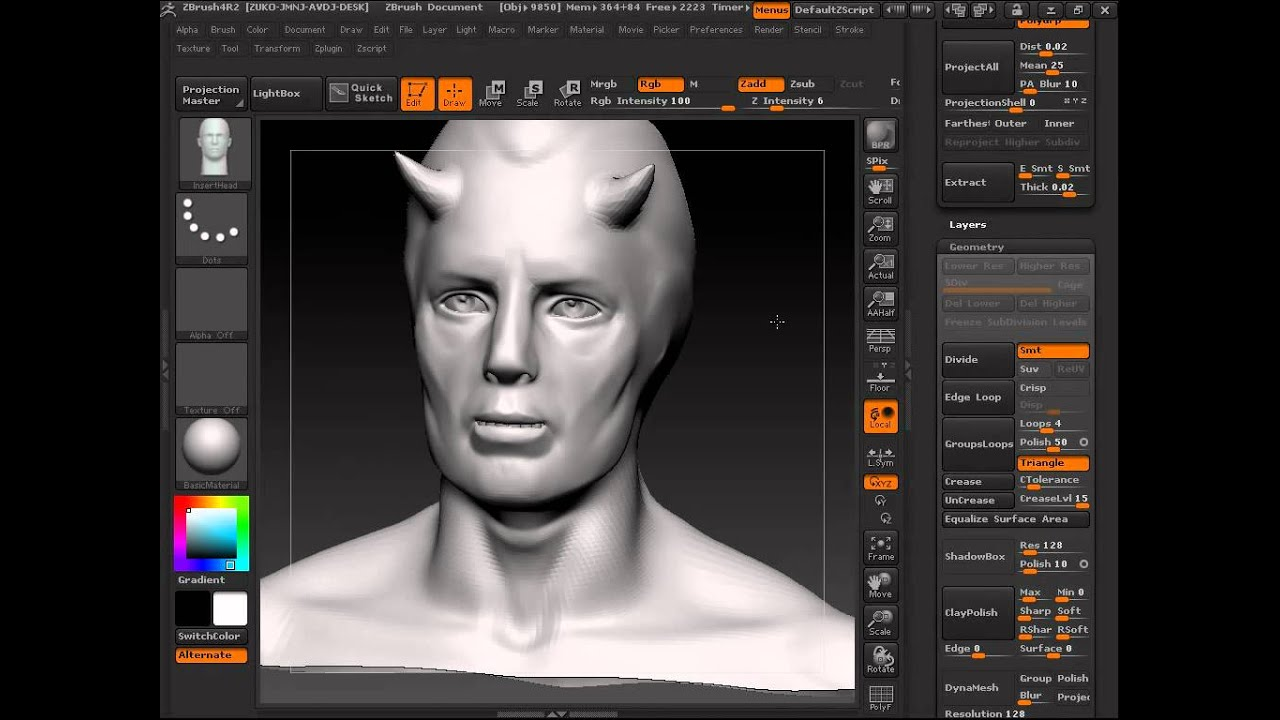 ZBrush Tutorial  sc 1 st  Webneel & 30 Best Zbrush Tutorials and Training Videos for Beginners azcodes.com