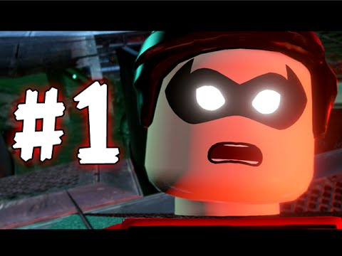 LEGO BATMAN 3 - BEYOND GOTHAM - PART 1 - WE ARE BACK! (HD)