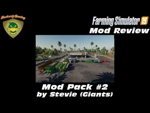 FS2019 Mod Pack 2 by Stevie
