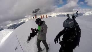 Aventura de iarna La Plagne