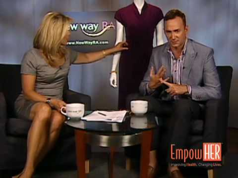 Deborah Norville - Deborah Norville and Clinton Kelly talk to EmpowHer host Shay Pausa on their show New Way RA, the first program to look at life for those with rheumatoid art...