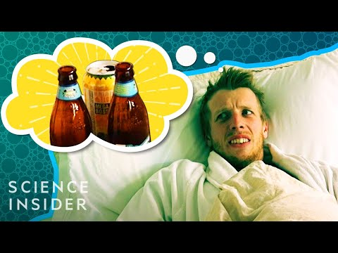 What Happens To Your Body During A Hangover
