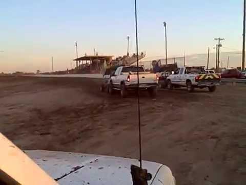 Rat Stafford Fun Devil Racing/Push Safety Truck