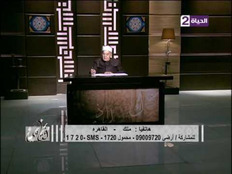 متصلة تحرج داعية إسلامي على الهواء
