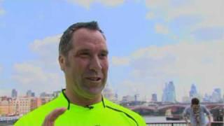 David Seaman erzählt wie er mit Gascoigne fischen war
