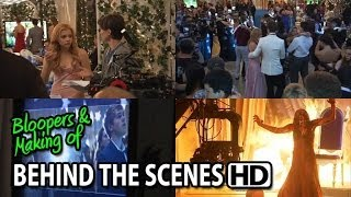 Carrie (2013) Making of&Behind the Scenes (Part2/3)