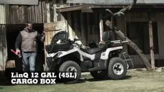 9. 2015 Accessories for Can-Am Outlander L and Outlander L MAX ATVs