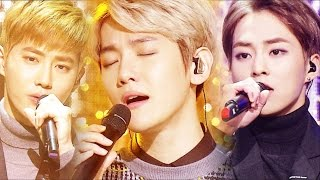 Video 《Comeback Special》 EXO(엑소) - Sing for you(싱포유) @인기가요 Inkigayo 20151213 MP3, 3GP, MP4, WEBM, AVI, FLV Juni 2018