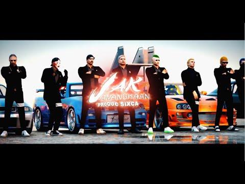 JAK - Black blood - 6B (Prod. Twontwon) Video 4K