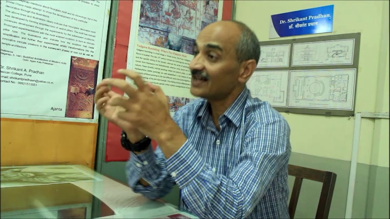 History of Jammu's Mural Paintings: In Conversation with Dr Shrikant Pradhan