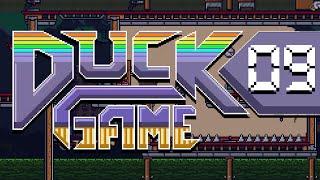 DUCK GAME w/ PokeaimMD, Akamaru, Gator & steve PUT DOWN by PokeaimMD