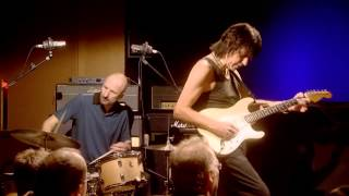 Jeff Beck . Also check out his live show here at Ronnie Scotts http://www.youtube.com/watch?v=kdULFaO1-fs&feature=c4-overview&list=UU27HnXfJ4248gLTWC8CWYJA ...