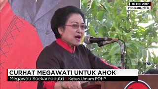 Video Curhat Megawati untuk Ahok MP3, 3GP, MP4, WEBM, AVI, FLV Februari 2018