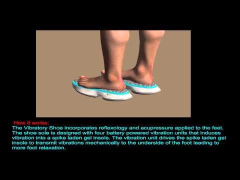 Vibrating Shoes Presentation
