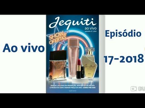 Revista Jequiti ao vivo Episódio 17-2018
