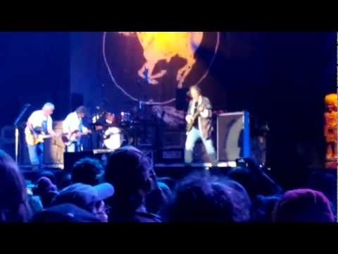 Neil Young and Crazy Horse - Into the Black - Outside Lands 2012