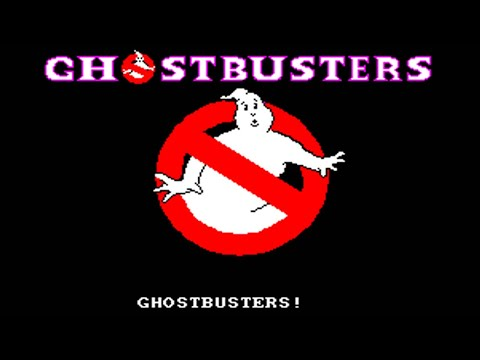 [Amstrad CPC] Ghostbusters - Longplay
