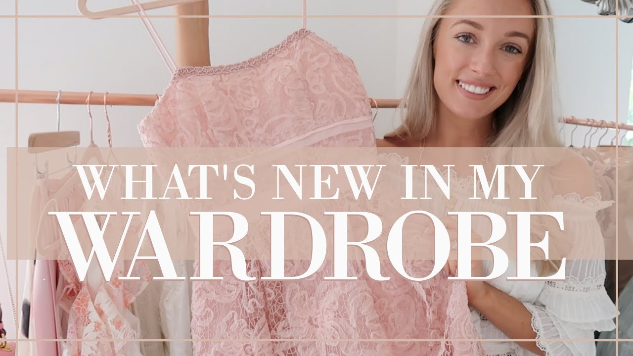 WHATS NEW IN MY WARDROBE 👗 AUGUST 2018! 👗 Fashion Mumblr