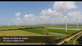 Dale (LIKE) y (SHARE) al video & (SUSCRIBETE) al canal!BÚSCANOS EN:DE AQUÍ PA PUERTO RICO BLOGGER: http://deaquipapuertoricooficial.blogspot.comDE AQUÍ PA PUERTO RICO INSTAGRAM: @deaquipapuertoricooDE AQUÍ PA PUERTO RICO GOOGLE: https://plus.google.com/u/1/Video corto pero educativo de los molinos de viento en Salinas Puerto Rico.