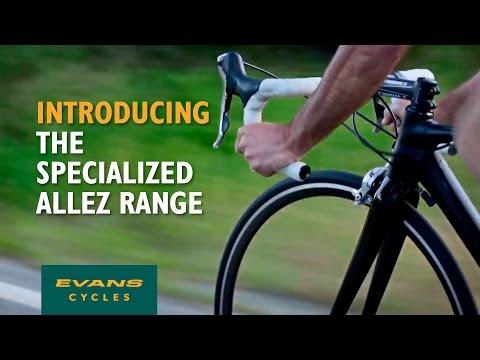 Video: Specialized's Allez range