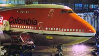 Video Boeing 747  AVIANCA  1976 - 1995 MP3, 3GP, MP4, WEBM, AVI, FLV Juni 2018