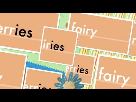 ies - Plurals - fairies, ladies