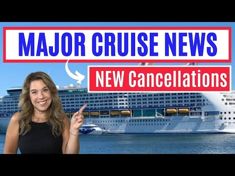 MAJOR CRUISE NEWS CANCELLATIONS & NEW CRUISE UPDATES for Royal Caribbean, Norwegian, Carnival 2020