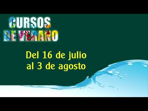 Curso de Verano 2018 Centro Cultural Jaime Sabines