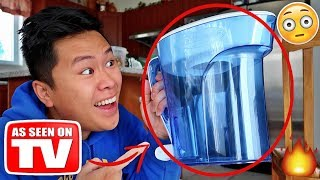 Video THIS INSTANTLY TURNS ANY LIQUID TO WATER!!!!! (TESTING CRAZY GADGETS) MP3, 3GP, MP4, WEBM, AVI, FLV Oktober 2018