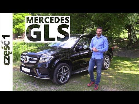 Mercedes-Benz GLS 500 4.7 V8 455 KM, 2016 - test AutoCentrum.pl #276