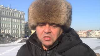 Rio derretendo na Rússia