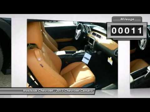 2013 Chevrolet Camaro Katy Texas 30623
