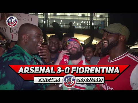 Arsenal 3-0 Fiorentina | Is Unai Emery The Right Man? (Fans Debate)