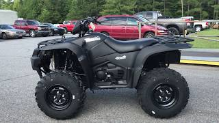 6. 2018 Suzuki KingQuad 750AXi Power Steering Special Edition