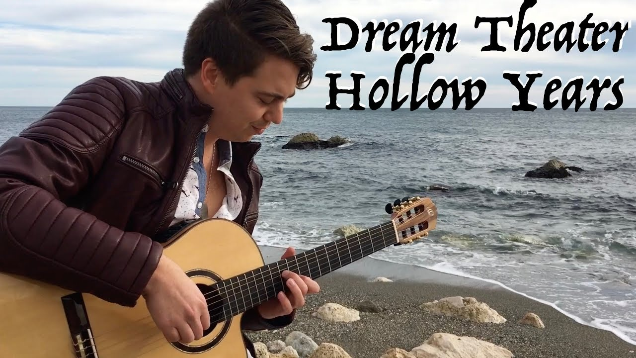 DREAM THEATER – Hollow Years (Acoustic) – Classical Fingerstyle Guitar – Thomas Zwijsen