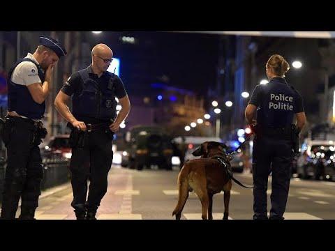 Νεκρός ο δράστης της τρομοκρατικής επίθεσης στις Βρυξέλλες