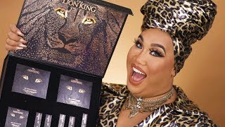 The Lion King Collection Makeup Tutorial | PatrickStarrr by Patrick Starrr