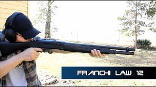 Franchi Combat Shotguns: The LAW 12