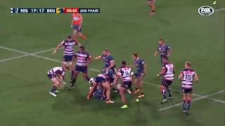 Rebels v Brumbies Rd.8 Super Rugby Video Highlights 2017