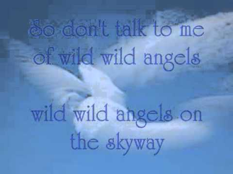 smokie wild wild angels lyrics