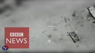 Gaza Crisis: Israel Releases 'aborted Airstrike' Video - BBC News