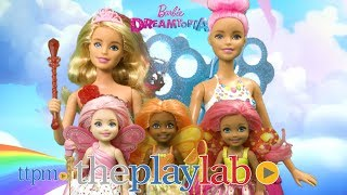 Barbie Dreamtopia from Mattel