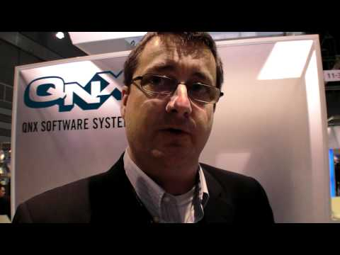 QNX talks about the Blackberry Tablet OS on Playbook