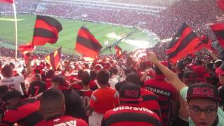 Jogo: FLAMENGO 2x1 fluminenC Data: 07/05/2017 Torneio: Campeonato Carioca 2017.