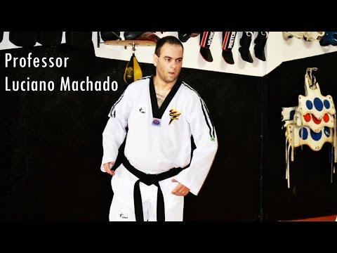 Graduação Professor Luciano Machado 3º dan