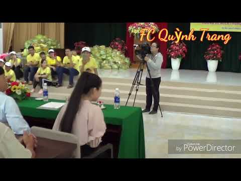 Chiến Thiện Nguyện Về Miền Trung Của Thiên Thần Bolero Quỳnh Trang & Fc Đội Áo Vàng - Thời lượng: 24 phút.