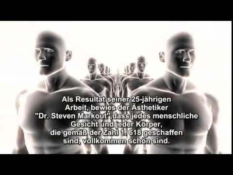 1.618 - Der goldene Schnitt der Erde - Ein wissenschaftliches Wunder - UNBEDINGT ANSEHEN!!! (видео)