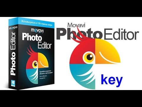 Movavi Photo Editor 5.8 + key (Full version)/photo editor