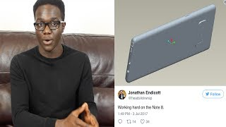 Hit the 'LIKE' button if you're excited for the upcoming Note 8!What's up everyone, it's Ultimate Reviews back with another video.. this time we'll be covering some of the rumours surrounding the upcoming Samsung Galaxy Note 8! Will the new Note 8 be able to stand up to its competitors such as the iPhone 8 and Google Pixel XL 2? Comment your thoughts down below!Let me know in the comment section down below what your thoughts are on the upcoming Samsung Galaxy Note 8!Subscribe to my YouTube channel: http://www.youtube.com/subscription_c...----------------------------------------­­­------------Stay connected to Ultimate Reviews:Snapchat:itsnotreallyikePSN Username! : IkeOkeke-https://twitter.com/ultimaterev-https://plus.google.com/+UltimateReviews(P.S I have instagram too! @Ultimate_Reviews)Thanks Everyone