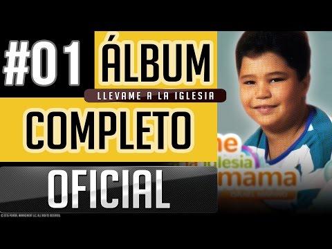 Israel Marino #01 - Llevame A La Iglesia Mama [Album Completo Oficial]
